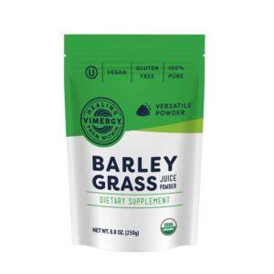 Vimergy_Gerstengrassaft-Pulver_Barleygrass Juice