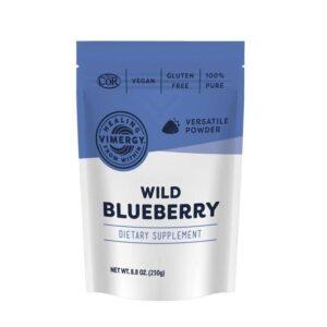 Vimergy_wilde-Heidelbeer-Pulver-vorne_Wild Blueberry